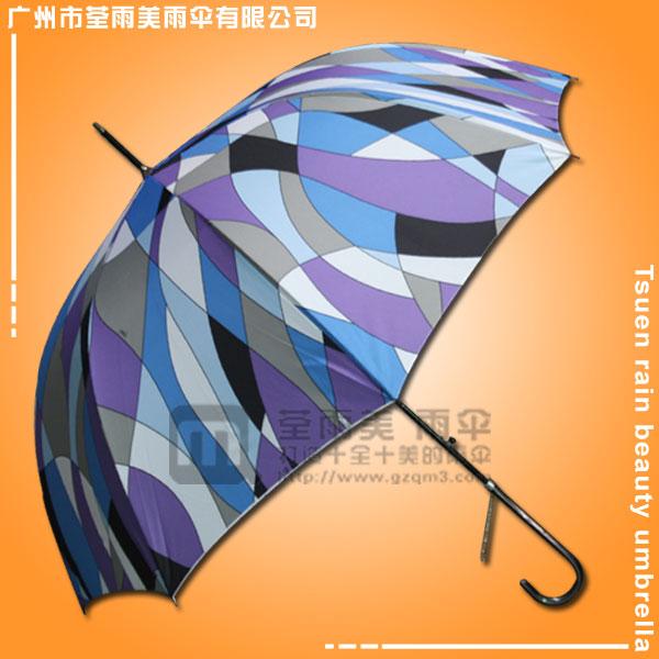 【数码印雨伞】生产--阿波罗数码印直杆伞   热转印雨伞  数码印花礼品伞