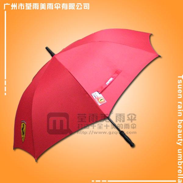 【鹤山制伞厂】定制-法拉利汽车自开高尔夫  广告伞高尔夫伞  高尔夫伞定做
