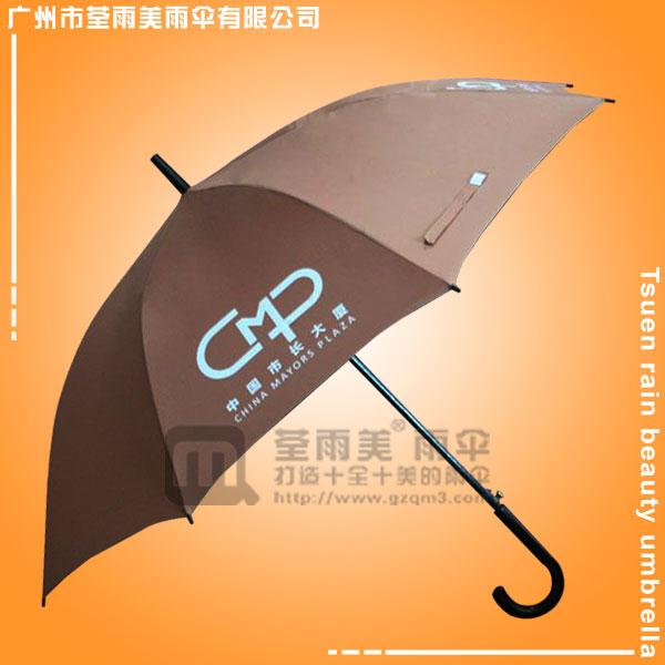 【广东高尔夫雨伞厂】生产-广州市长大厦高尔夫伞 高尔夫广告雨伞