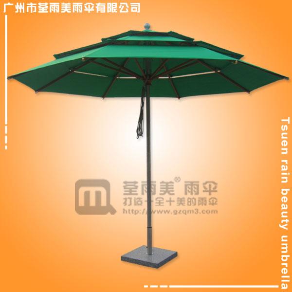 【单边伞厂】定做-超大三层宫廷伞  庭院广告伞  宫廷礼品伞